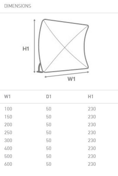 Zipper wall arch-8